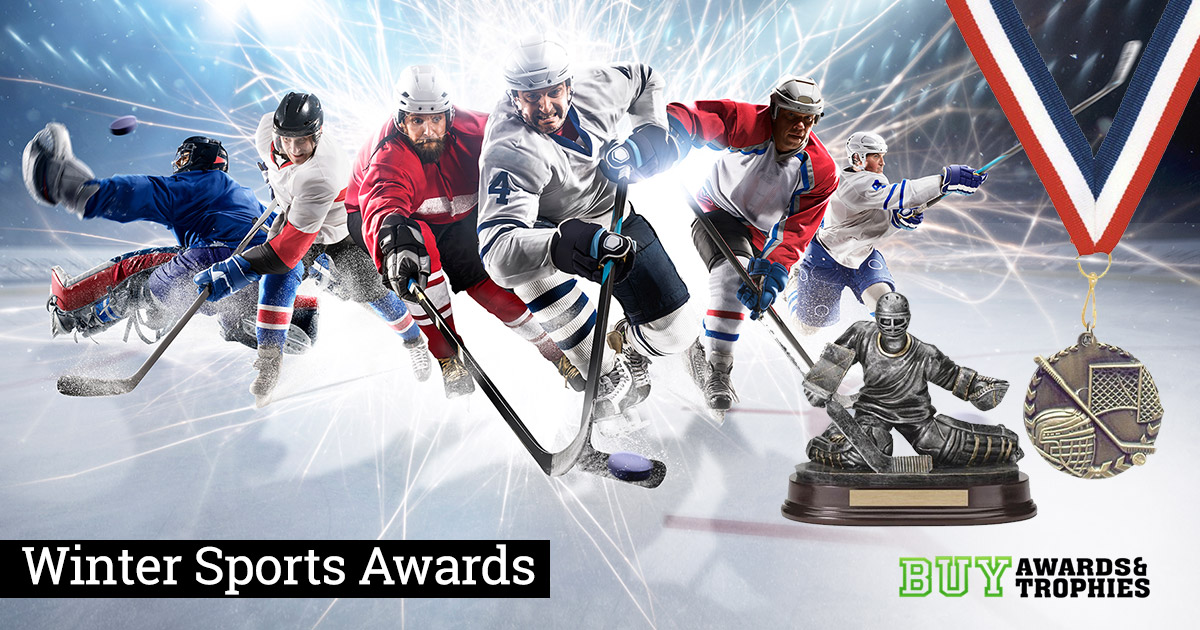 Ordering Awards and Trophies for Winter Sports