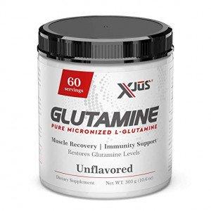 Xjus Micronized L-Glutamine