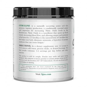 Xjus L-Citrulline DL-Malate
