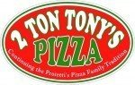 2 Ton Tony's Pizza Coupon, Rochester, NY