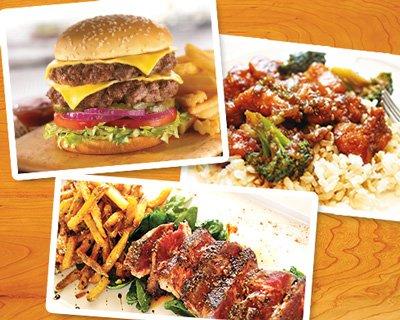 menu pictures valpak rochester
