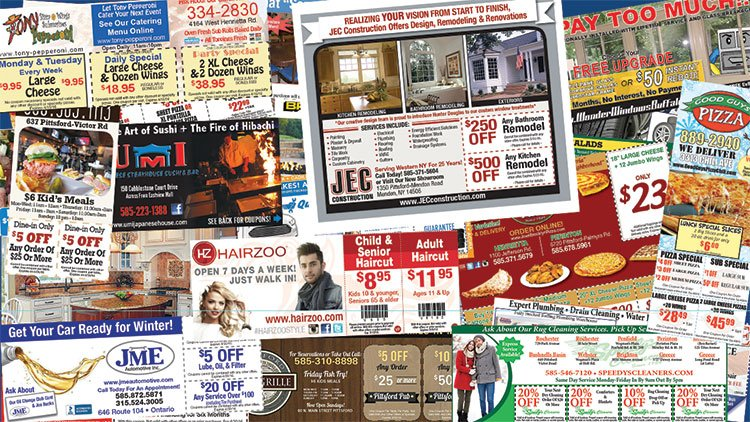 coupons valpak rochester