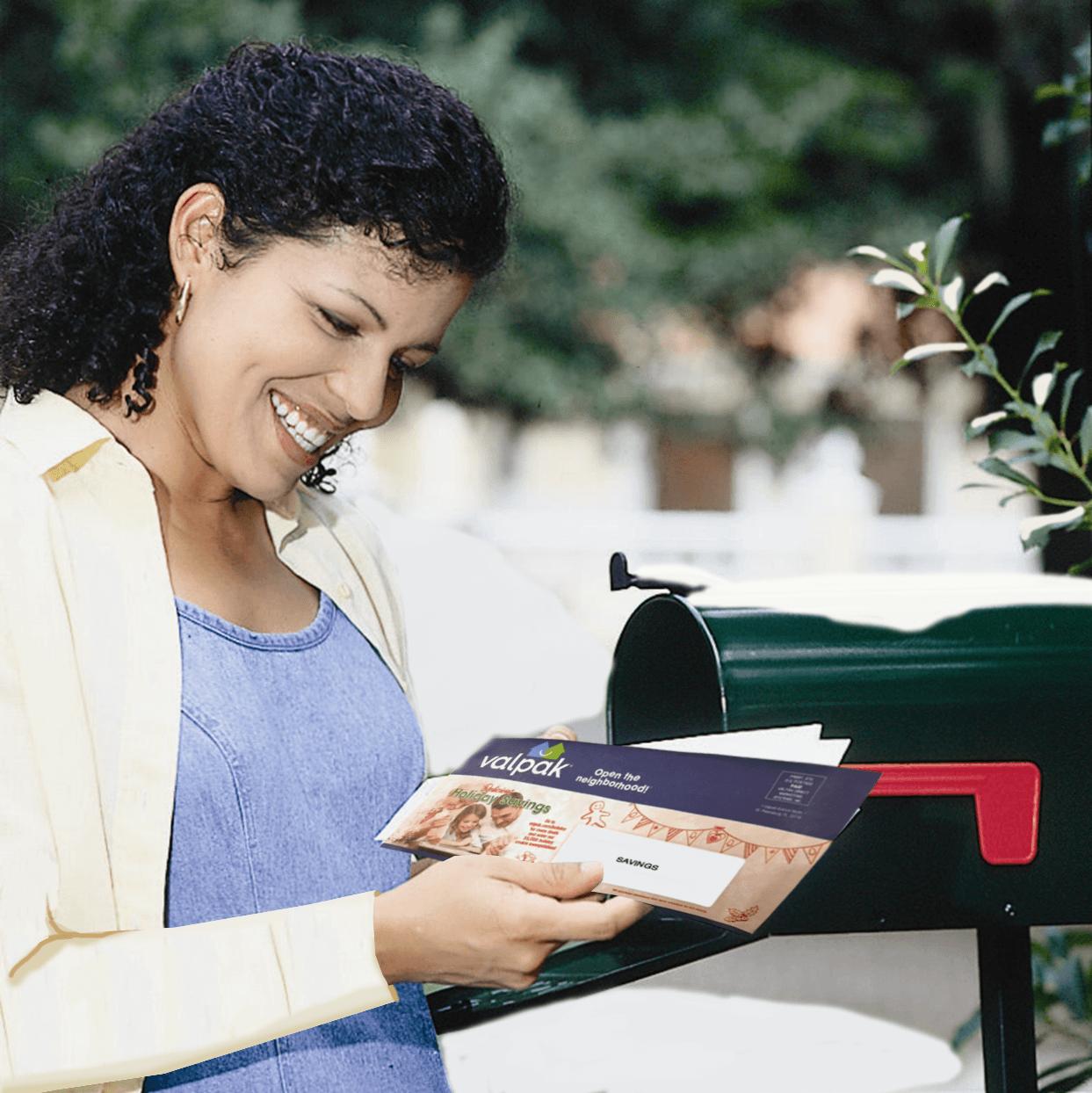 Valpak direct mail service
