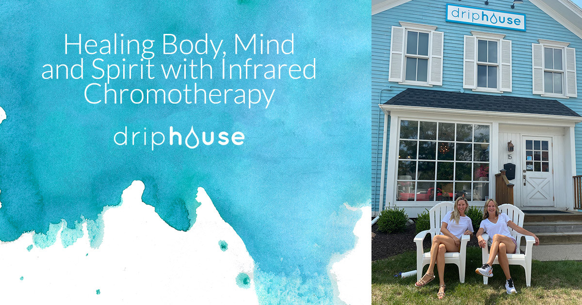 Healing Body, Mind and Spirit with Infrared Chromotherapy