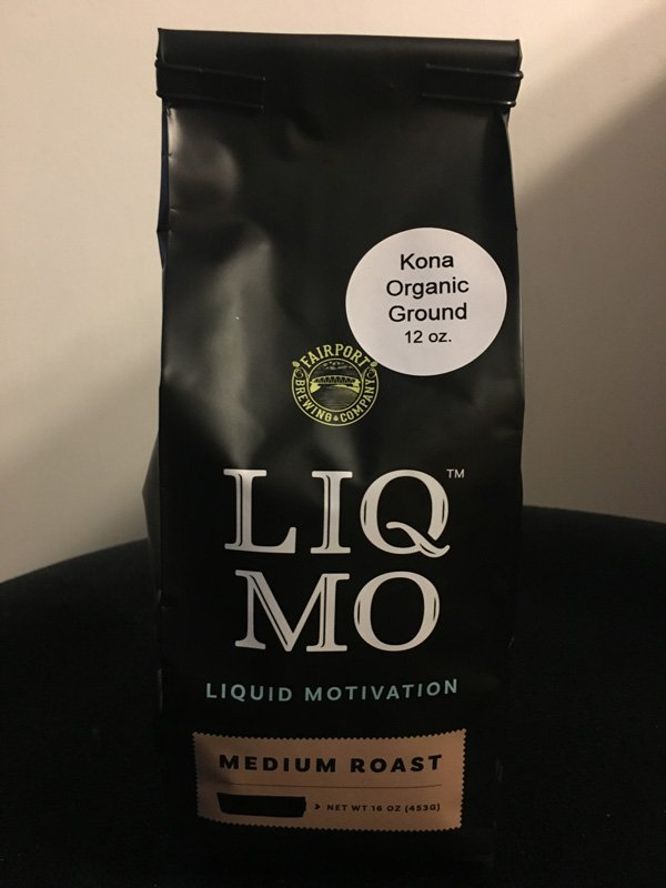100% Organic Kona Coffee - 12 oz bag