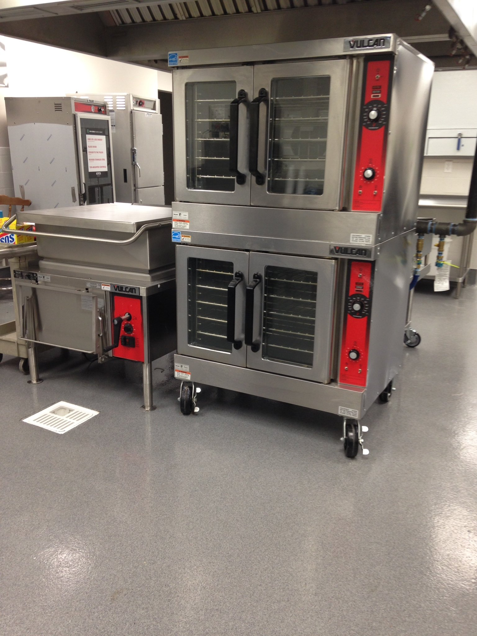 Epoxy Floors For Commercial Kitchens & Cafeteria