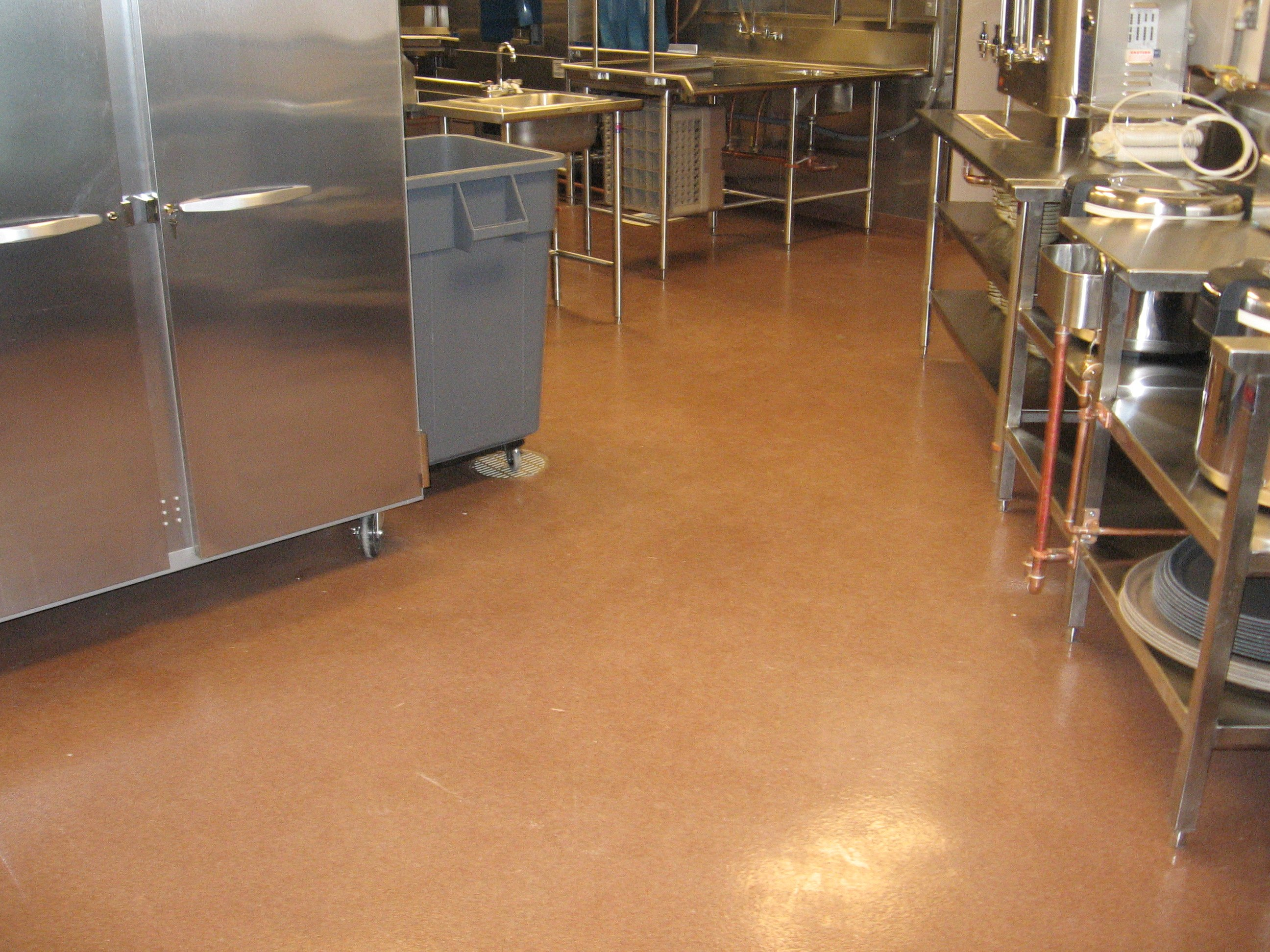 Epoxy Floors for Commercial Kitchens & Cafeteria | CNY ...