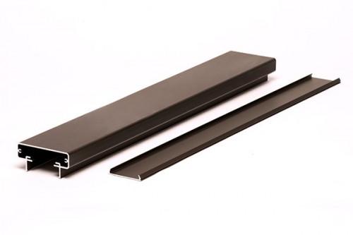 Aluminum Railing Flat Infill