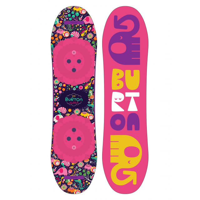 Girls' Chicklet Snowboard