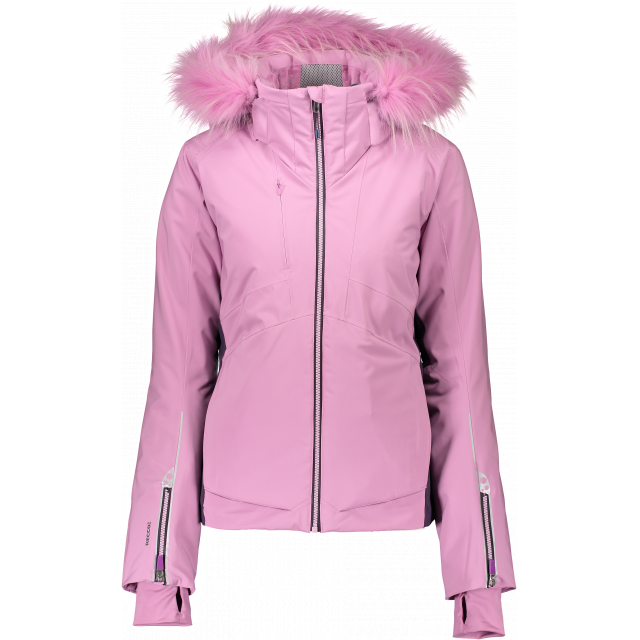 Women's Malaki Jacket with Faux Fur