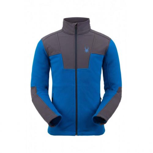 Men's Basin Full Zip Fleece Jacket