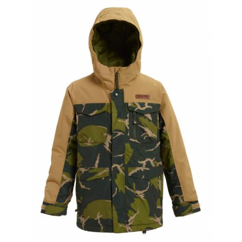 Boys' Covert Jacket