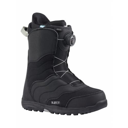 Women's Mint Boa Snowboard Boot