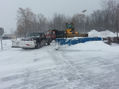CNY Sealing Commercial Plow and Snow Removal