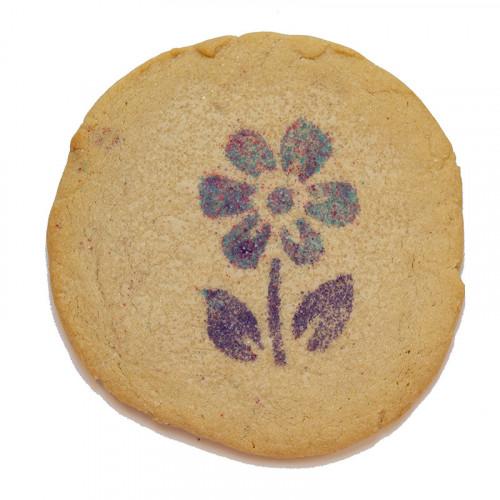 Decorated Sugar Cookie - Flower