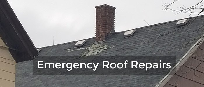 Emergency Roof Repair in Rochester NY