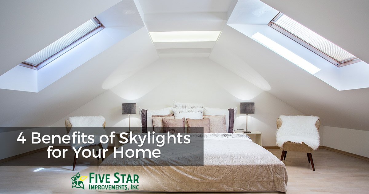 Skylight Installation in Your Home Rochester NY