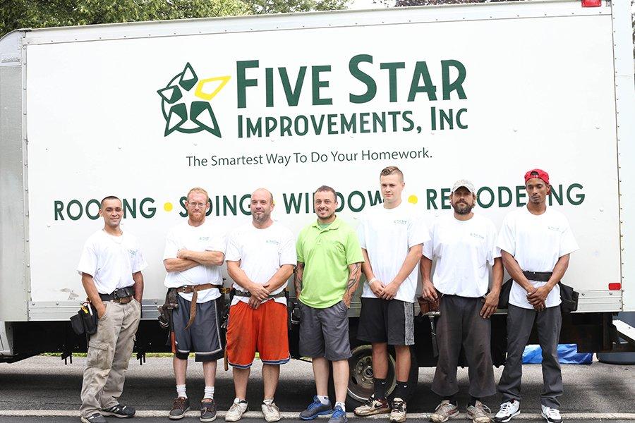 Five Star Improvements Team