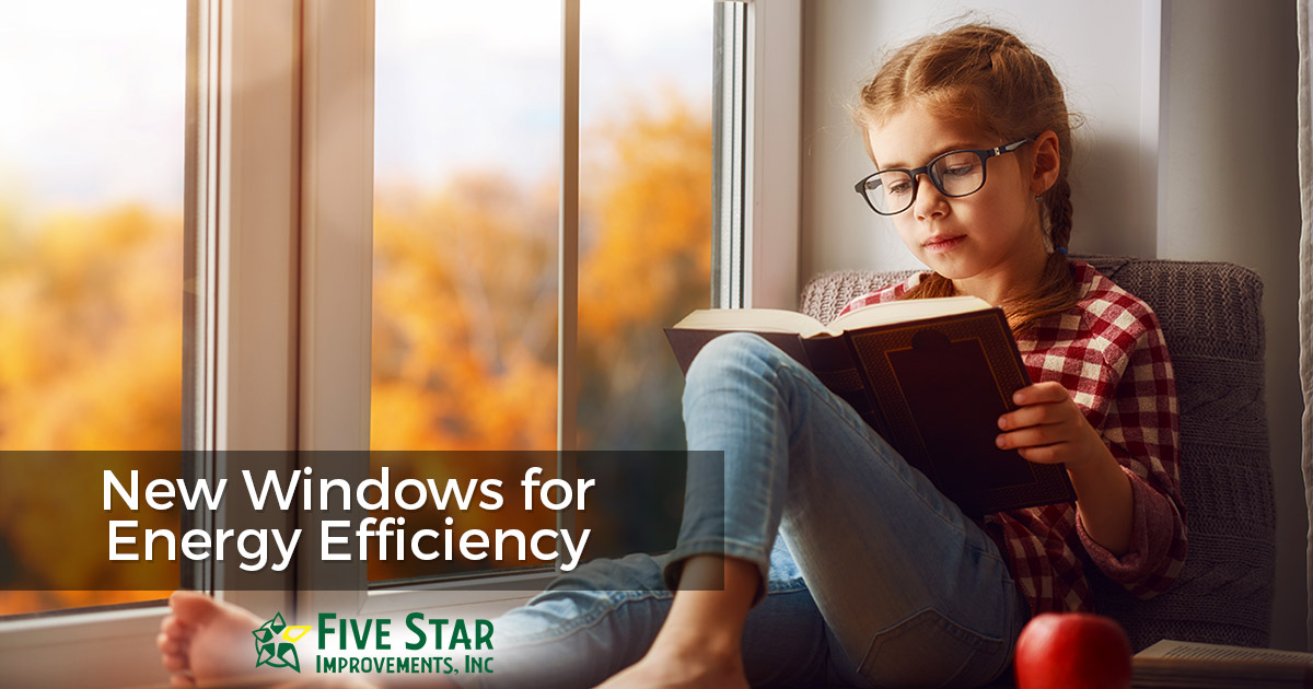 Making the Upgrade to New Energy-Efficient Windows