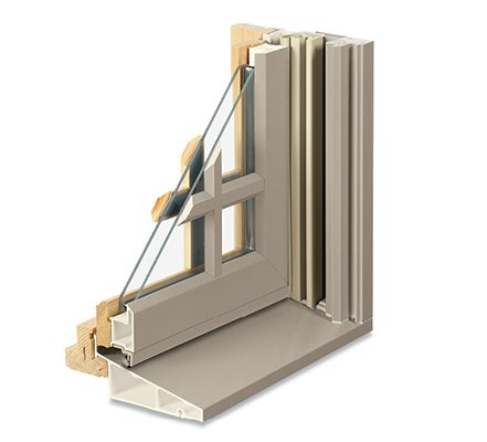 Ultrex Window Construction Material