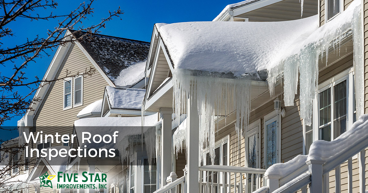 How Pre-Winter Roof Inspections Can Protect Your Home