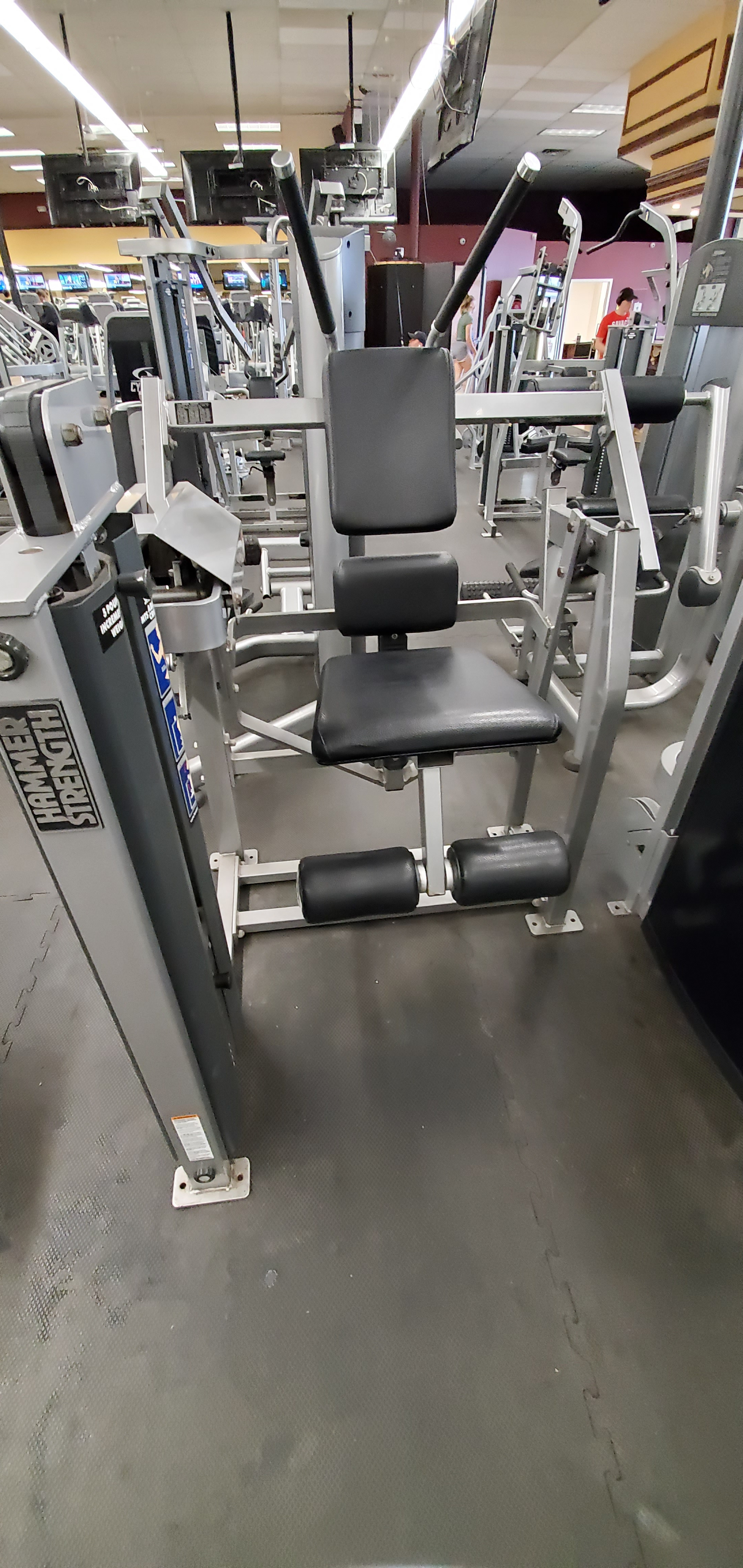 11 Piece Hammer Strength MTS Package - As Is Functional