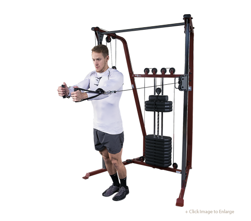 Body Solid Functional Trainer - New