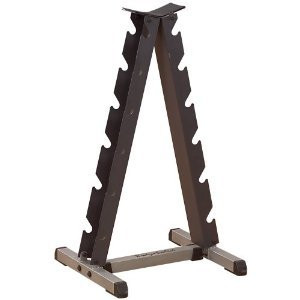 Body-Solid 6 Pair Vertical Dumbell Rack - New