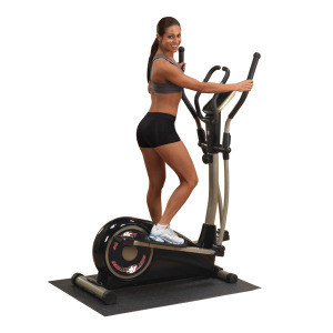 Body Solid Best Fitness Cross Trainer Elliptical - New