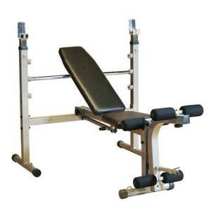 Body Solid Best Fitness Olympic Folding Bench - New