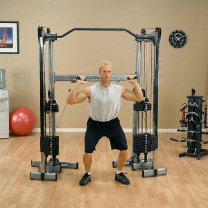 Body Solid Functional Training Center 200 - New