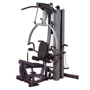 Body Solid FUSION 600 Personal Trainer  310lbs Stack - New