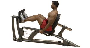 Body Solid Fusion Leg Press Attachment - New