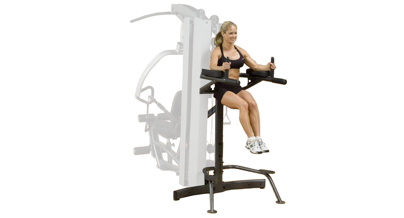 Body Solid Fusion Vertical Knee Raise Attachment - New
