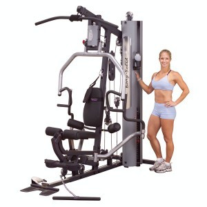 Body Solid G5S Selectorized Home Gym - New