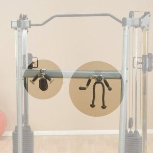 Body Solid GDCC Accessory Rack - New