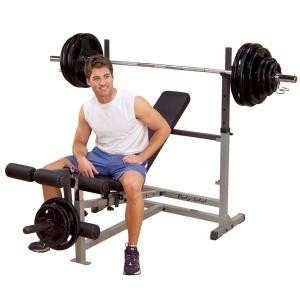 Body Solid Powercenter Combo Bench - New