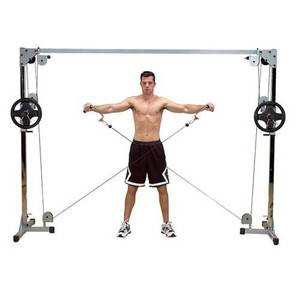 Body Solid Powerline Cable Crossover Machine - New