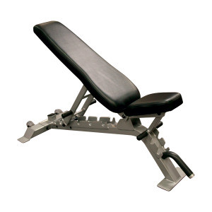 Body Solid Pro Clubline Flat/Incline/Decline Bench - New