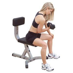 Body Solid Utility Stool - New