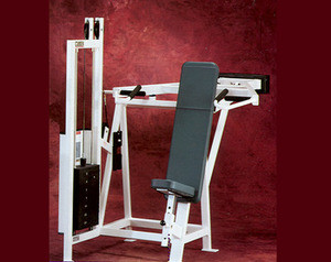 Cybex Classic Selectorized Shoulder Press - Remanufactured