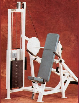 Cybex Classic Selectorized Tricep Dip Press - Remanufactured