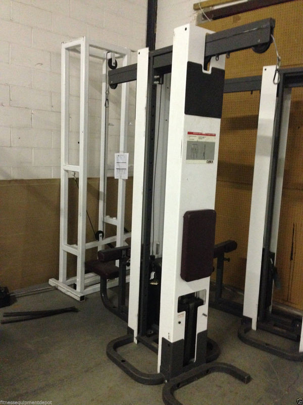 Cybex Modular Lat Pulldown and Arm Curl C/S - Remanufactured