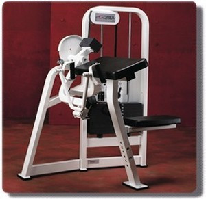 Cybex VR2 Selectorized Arm Curl - Remanufactured