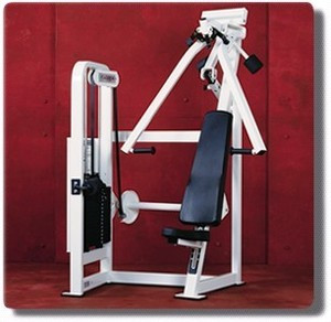 Cybex VR2 Selectorized Chest Press - Remanufactured