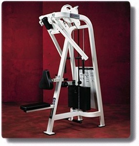 Cybex VR2 Selectorized Row Rear Delt - Remanufactured