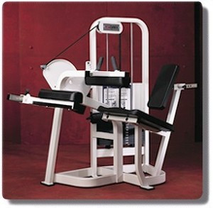 Cybex VR2 Selectorized Seated Leg Curl - Remanufactured