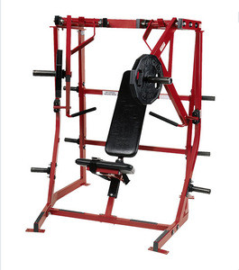 Hammer Strength Plate Loaded Iso-Lateral Decline Press - Remanufactured