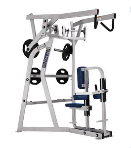 Hammer Strength Plate Loaded Iso-Lateral High Row - Remanufactured