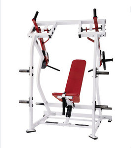 Hammer Strength Plate Loaded Iso-Lateral Shoulder Press - Remanufactured